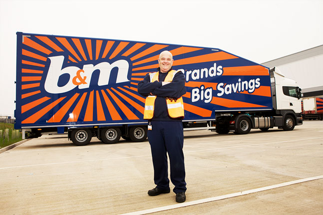 Image result for b&m home delivery