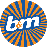 Click to go to B&M homepage